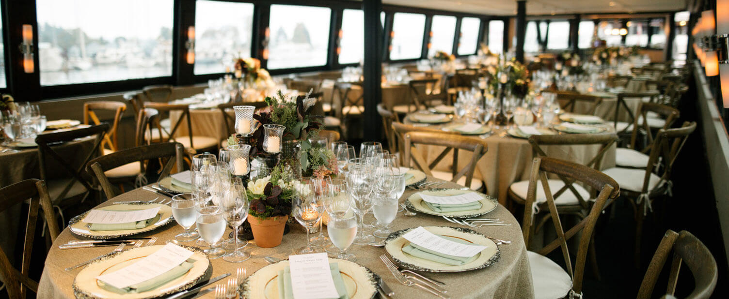 Pacific Yacht Charters Event Planning Services Vancouver