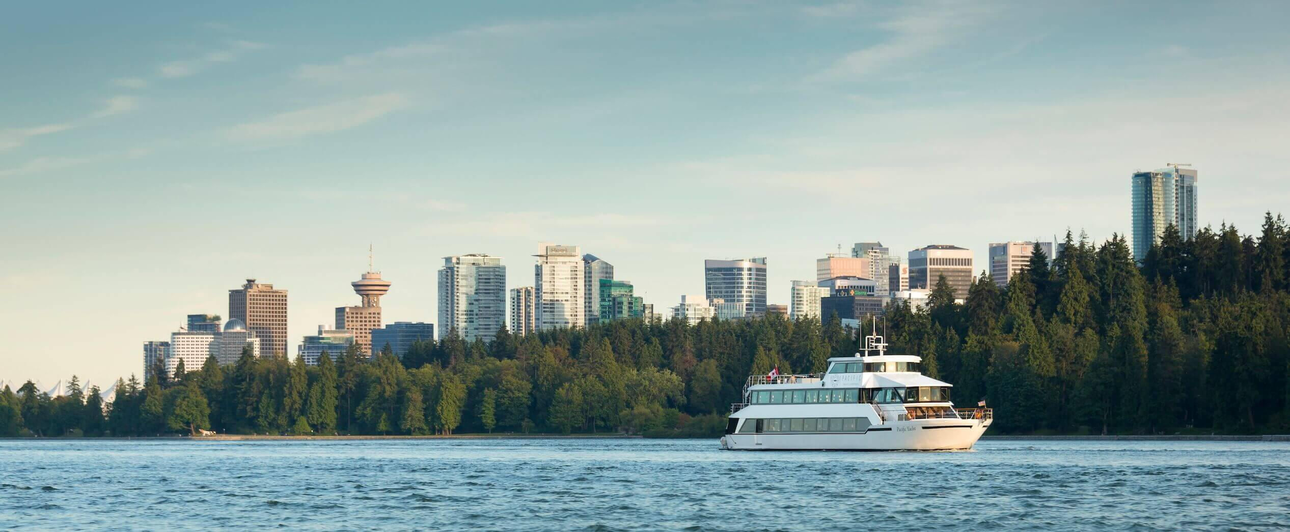 Pacific Yacht Charters Routes Vancouver