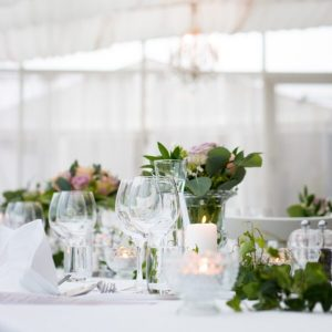 Wedding Day Planning Tips Vancouver - Take Care of Dietary Restrictions and Head Count in Advance