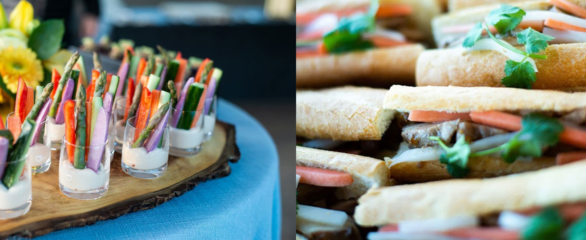 Wedding Catering Vancouver - Special Events and Corporate Catering Services